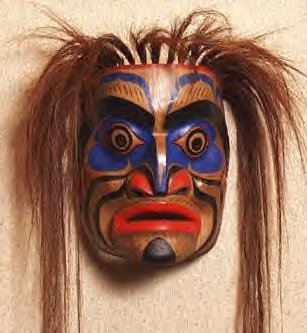 Native American Tribal Masks http://www.snowwowl.com/naartmasks.html