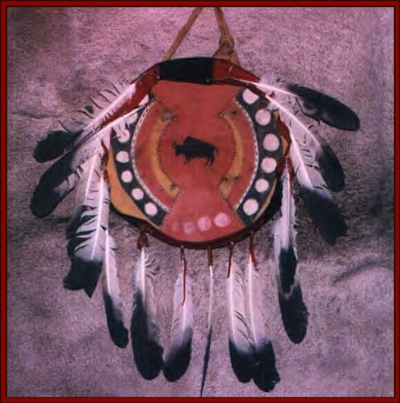 World tradition native american for What crafts did the blackfoot tribe make